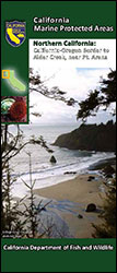 Cover: Brochure: California Marine Protected Areas - Northern California