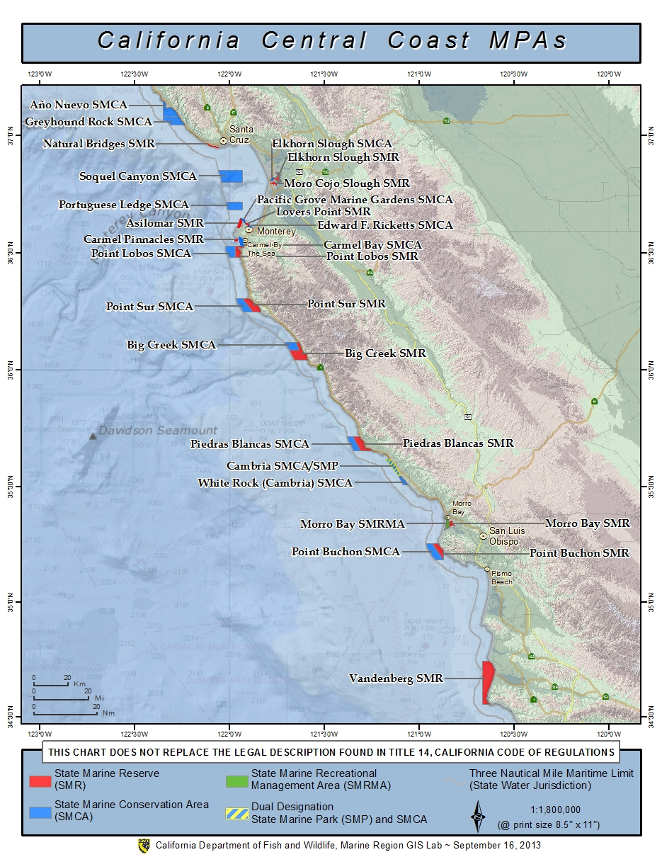 Ca dfg fishing regulations for California fishing regulations